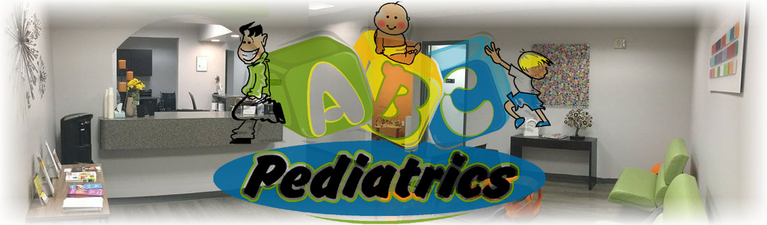 ABC Pediatrics Waiting Room